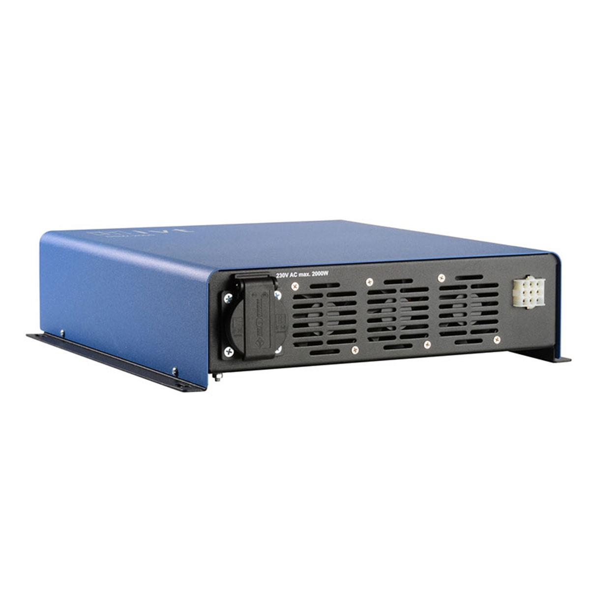 Digitális szinuszos inverter DSW-2000 12V-szinkron
