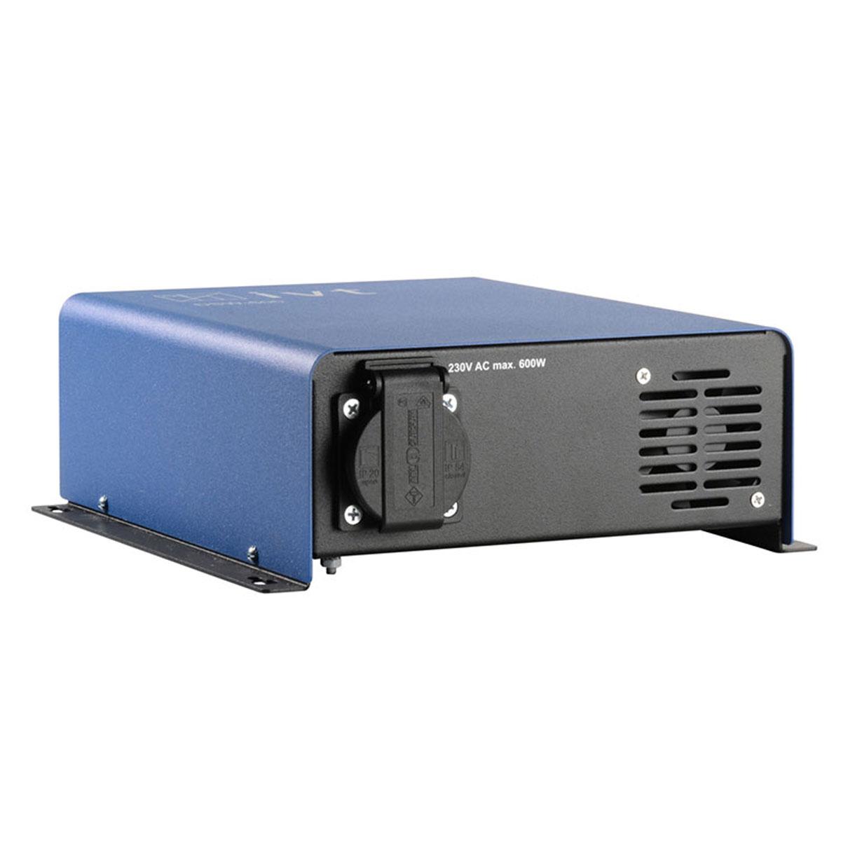 Digitális szinuszos inverter DSW-600 12V