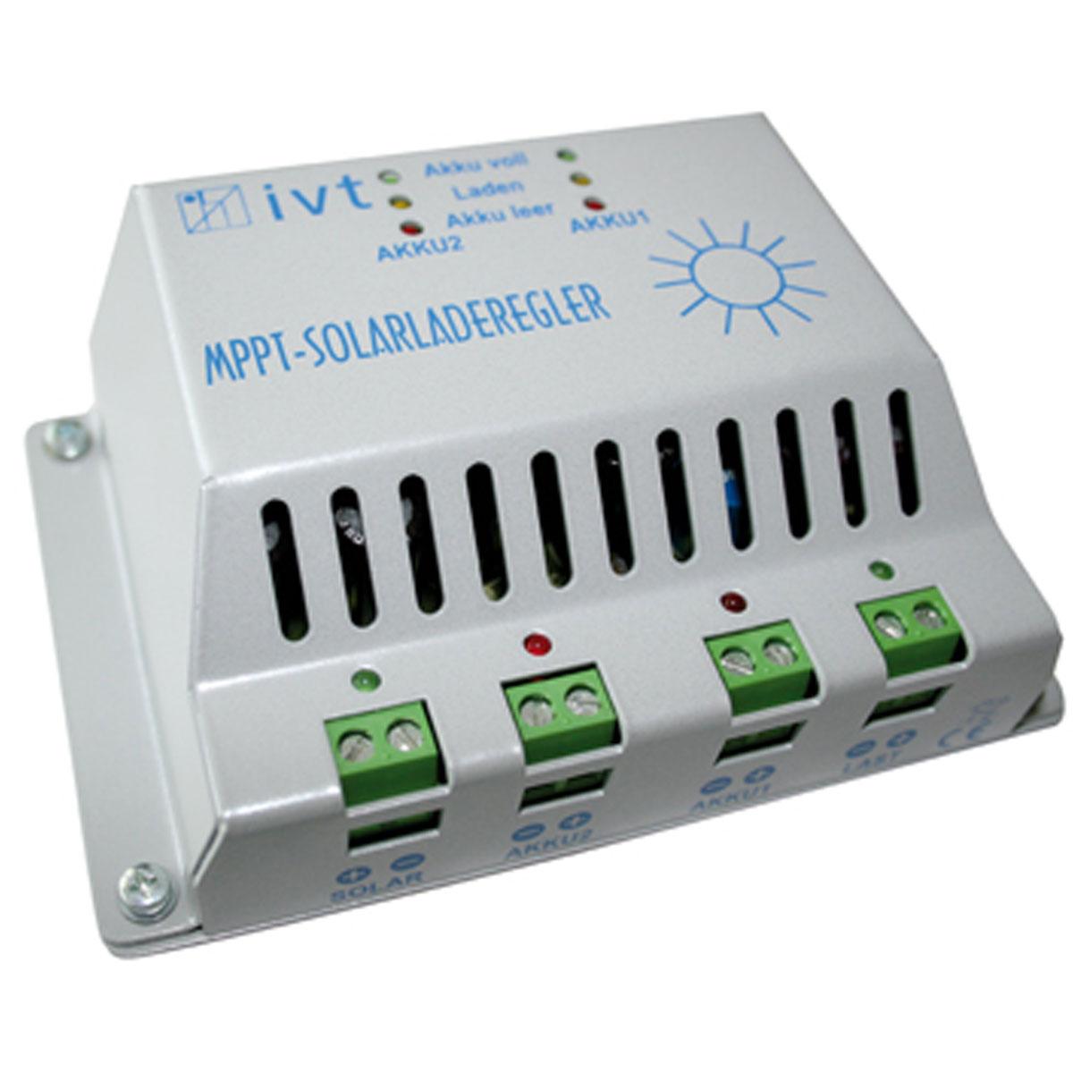 MPPT solar controller 3A