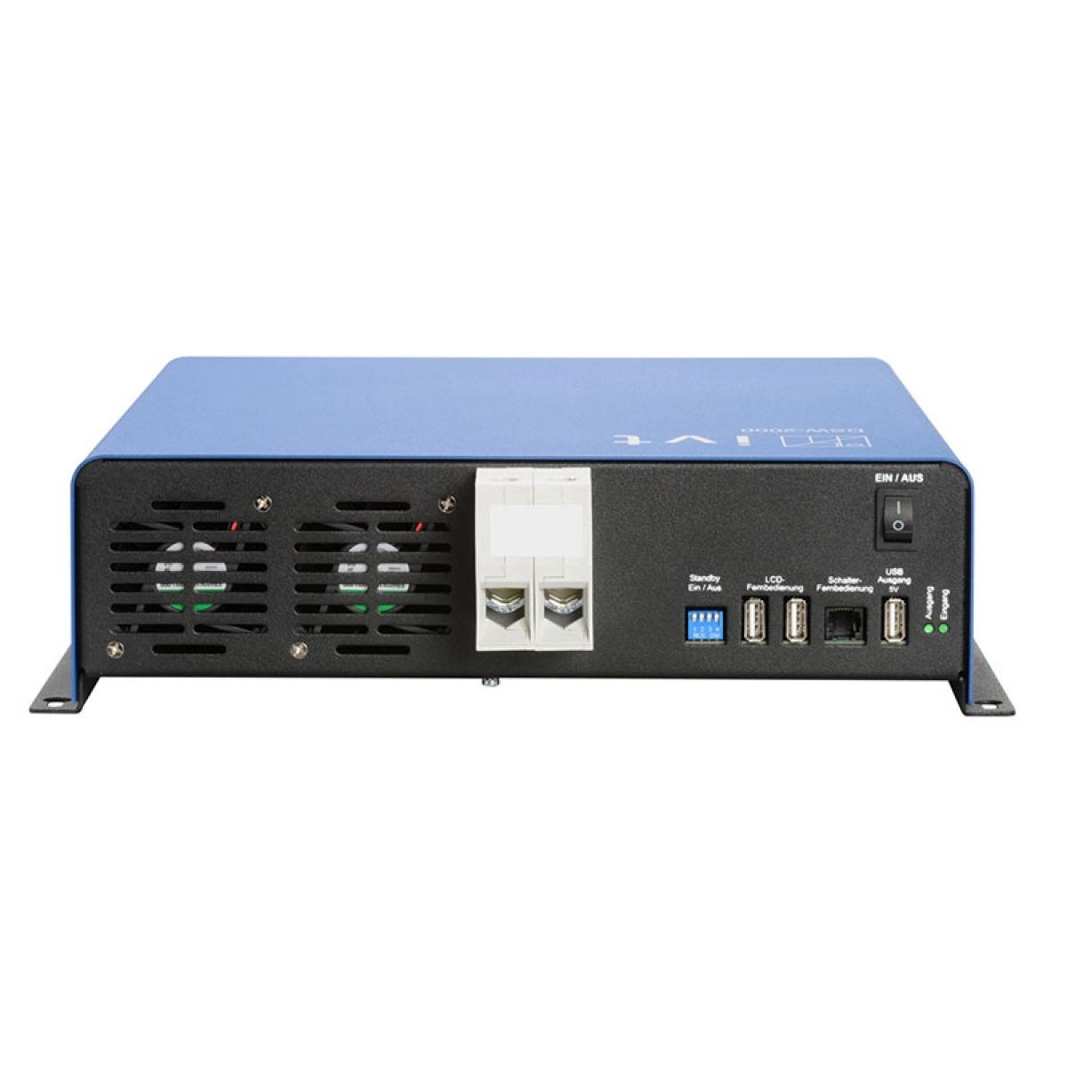 Digitális szinuszos inverter DSW-2000 24V